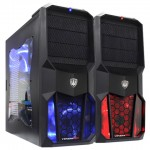 Casing VENOMRX GAMING GOD OF WIND RELOADED - 5 turbo fans